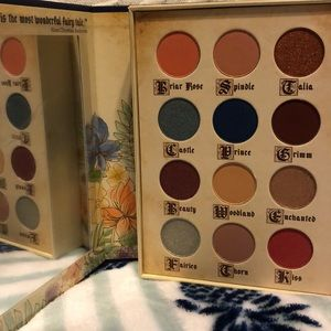 Little Briar Rose Eyeshadow Palette